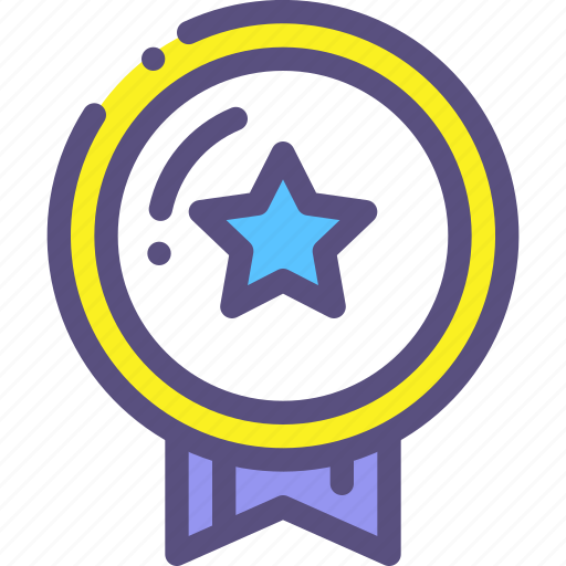 award, favorites, medal, reward icon