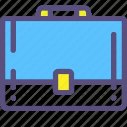 case, portfolio, thing icon