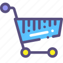 basket, purchase, shop icon