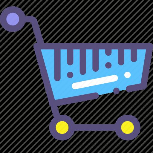 basket, purchase, shop icon