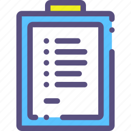 expenses, income, plan, schedule icon