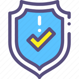 defense, protection, shield, success, threat, virus icon