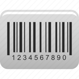 barcode, business, buying, commercial, purchase, retail, scan icon