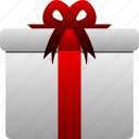 birthday, christmas, free, gift, present, retail icon