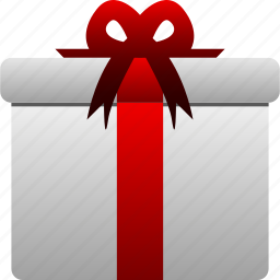 birthday, christmas, free, gift, present, retail icon