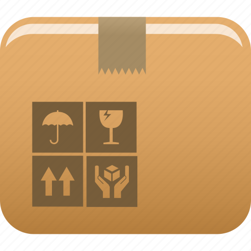 box, cardbox, delivery, package, packaging, parcel, shipping icon