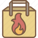 e commerce, e-commerce, ecommerce, hot, product, shopping icon