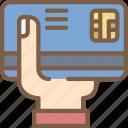 bank, card, e commerce, e-commerce, ecommerce, shopping icon
