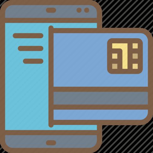 e commerce, e-commerce, ecommerce, mobile, pay, shopping icon