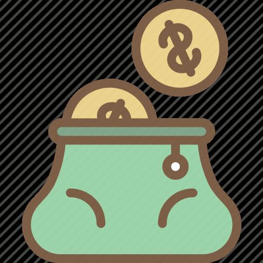 bag, e commerce, e-commerce, ecommerce, money, shopping icon