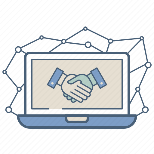 Agreement, business, deal, handshake, partnership, public, relation icon - Download on Iconfinder