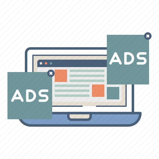 ads, advertising, display, optimization, popup, seo, tool icon