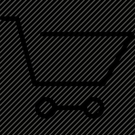 cart, cart shopping, shopping, shopping cart icon