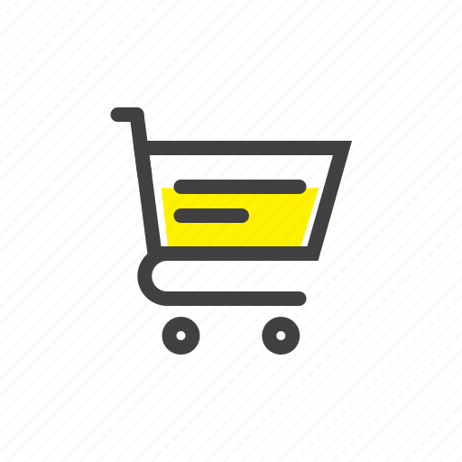 cart, ecommerce, online, shop, till, webshop icon