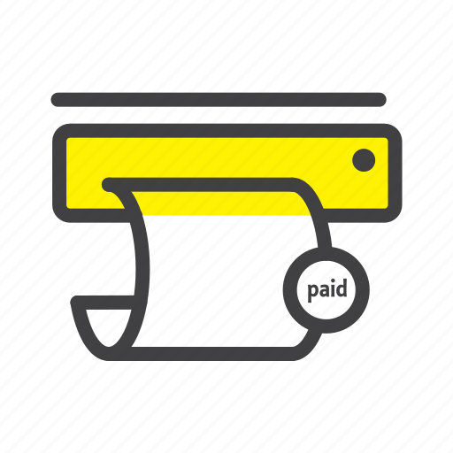 ecommerce, online, reader, roll, shop, shopping, webshop icon