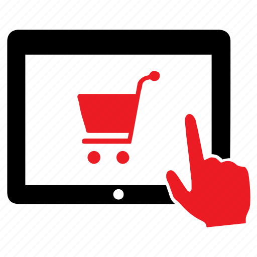Ecommerce, online, purchase, shopping, tablet, cart icon - Download on Iconfinder