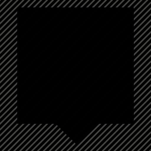 label, marker, pin icon