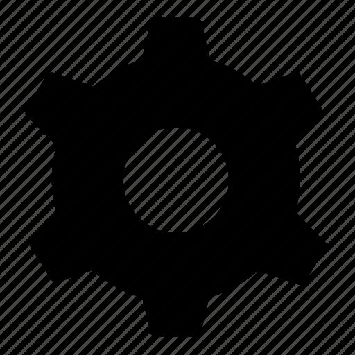 cog, settings, tools icon