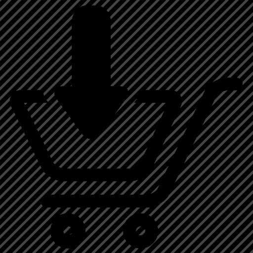 cart, ecommerce, eshop, shopping icon