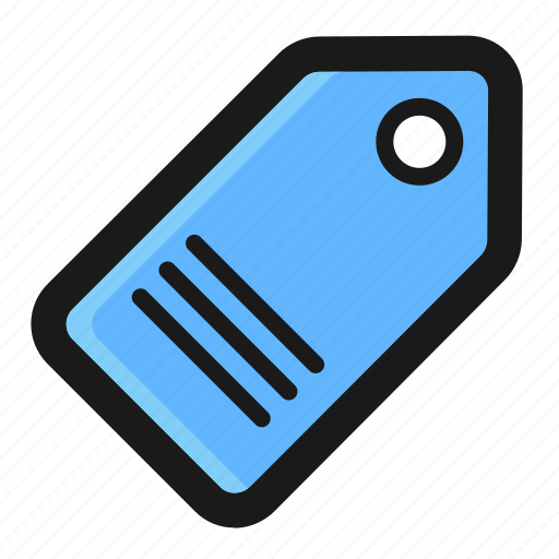 Commerce, e, label, price, tag icon - Download on Iconfinder