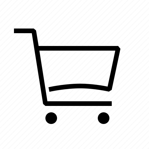 cart, goods, shopping icon