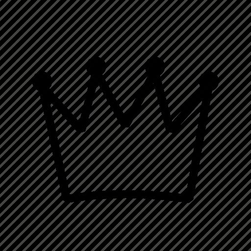crown, privilege, vip icon