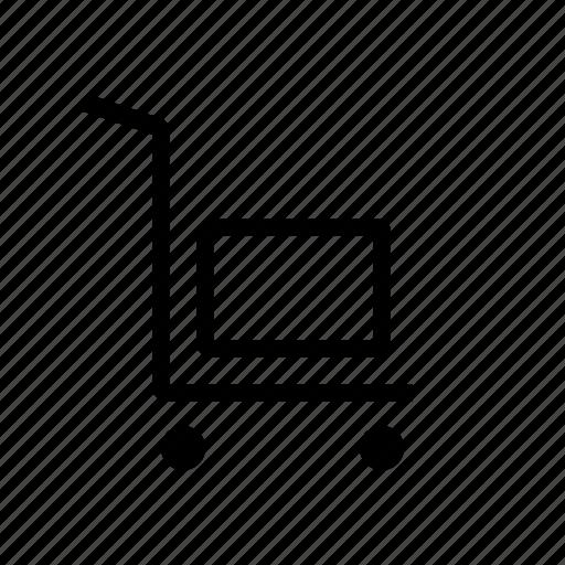 delivery, storage, warehouse icon
