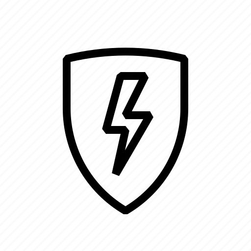 lock, safety, shield icon