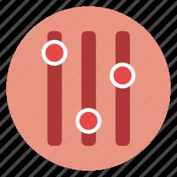 advertising, campaign, graph, marketing, optimization, promotion, tweaking icon