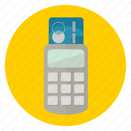 card, cart, ecommerce, machine, payment, shopping, swipe icon