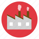 architecture, construction, factory, home, industrial, machinery, zones icon