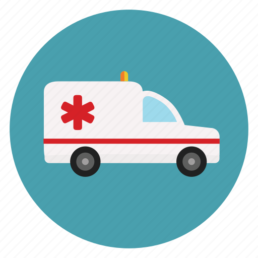 ambulance, bus, emergency, healthcare, hospital, medical, medicine icon