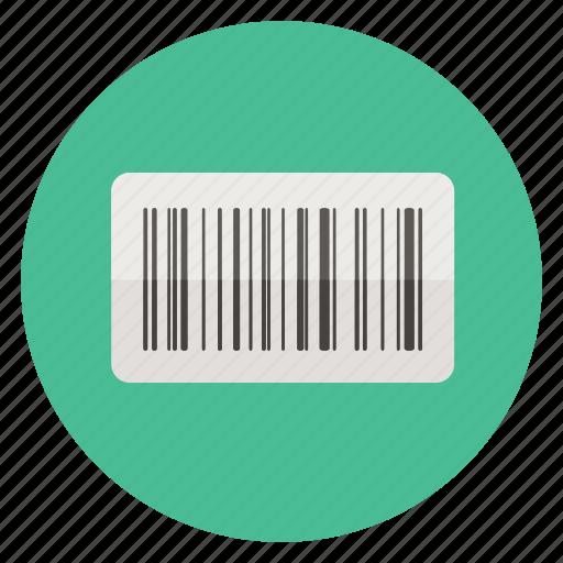 barcode, business, graph, machine-readable, money, qr code, reader icon