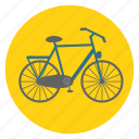 bicycle, cycle, exercise, fitness, gym, health, ride icon
