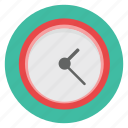 alarm, clock, digital, schedule, timer, wall, watch icon