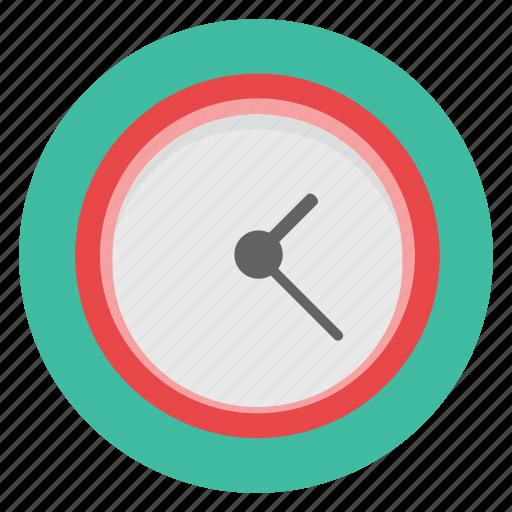 alarm, clock, digital, schedule, timer, wall, watch icon