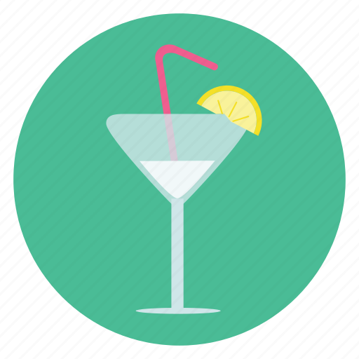 cocktail, diet, drink, fruit, juice, lemon, lime icon