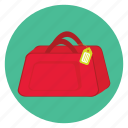 bag, basket, briefcase, buy, luggage, shop, suitcase icon