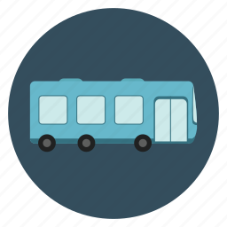 bus, luxury, school, transport, transportation, university, vehicle icon