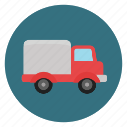 bus, delivery, shipping, transportation, truck, van, vehicle icon