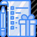 e commerce, gift, list, e-commerce, shopping, ecommerce