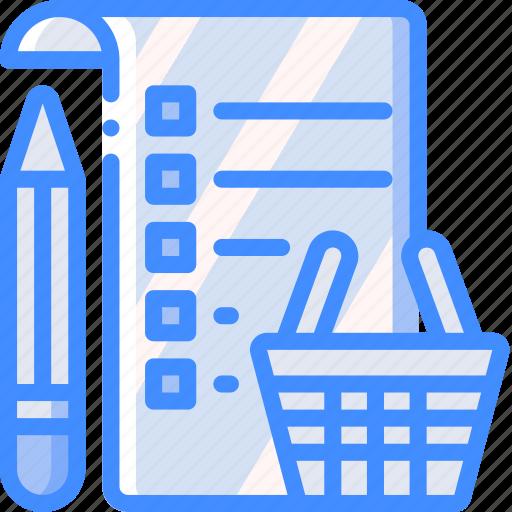 e commerce, e-commerce, ecommerce, gift, list, shopping icon