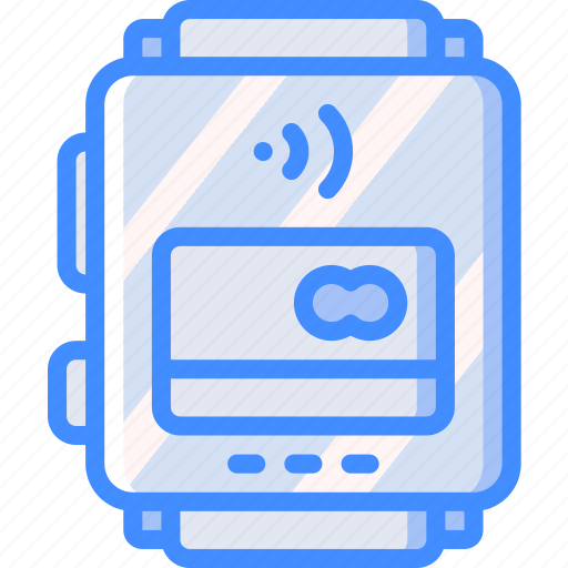 e commerce, e-commerce, ecommerce, payment, shopping, smart, watch icon
