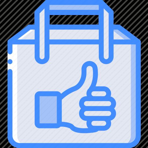 bag, e commerce, e-commerce, ecommerce, like, shopping icon