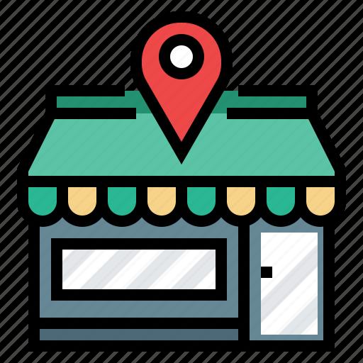 shop shopping store location market ecommerce store location icon download shop shopping store location market ecommerce store location icon download