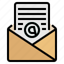 email, envelope, inbox, letter, mail, message, subscribe our newsletter