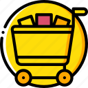 cart, e commerce, e-commerce, ecommerce icon