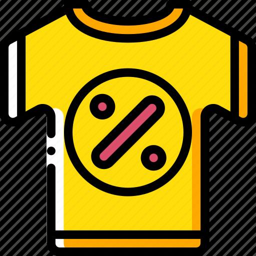 discount, e commerce, e-commerce, ecommerce, shirt, shopping icon