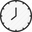e, learning, time, track, watch icon