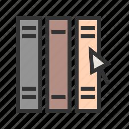 computer, data, digital, file, folder, internet, online icon